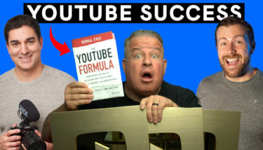youtube success formula with derral eves