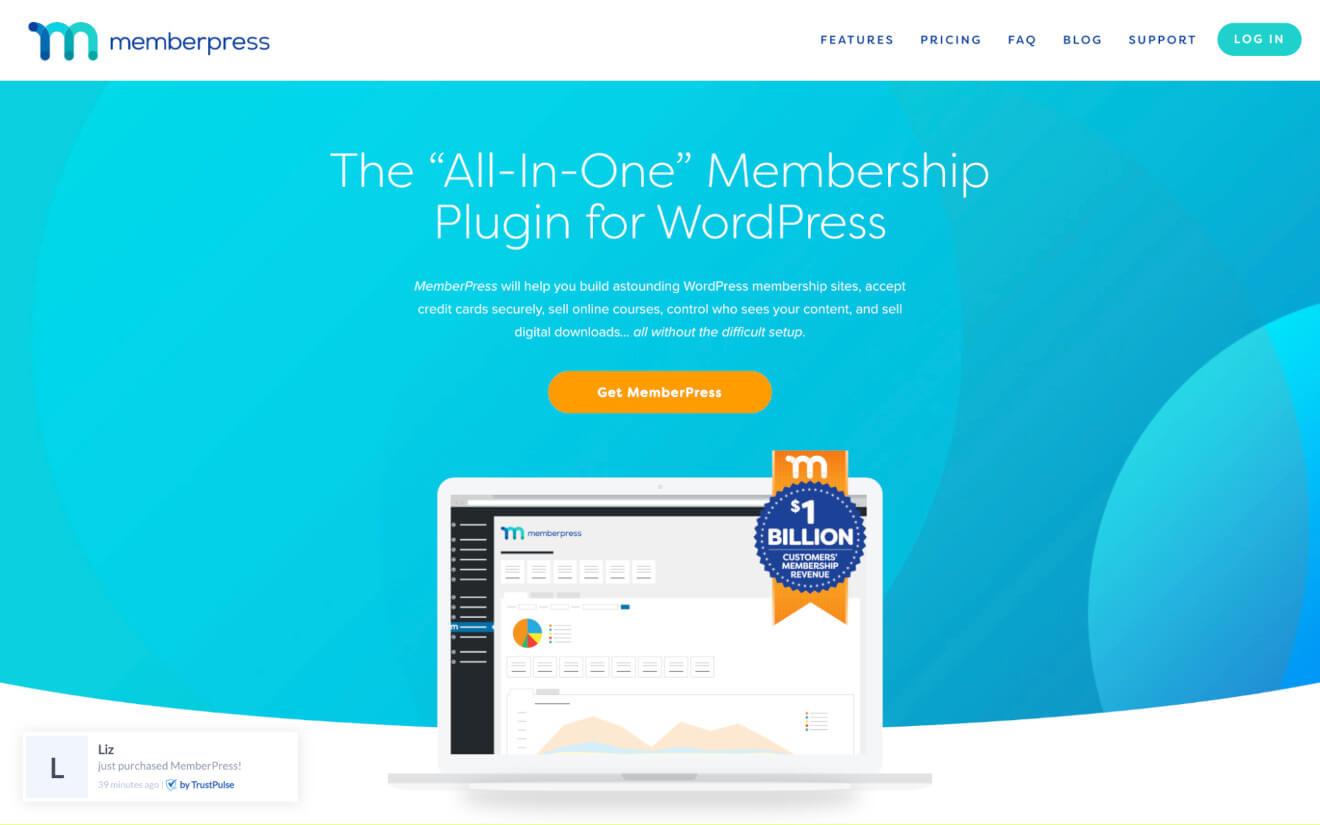 memberpess membership plugin