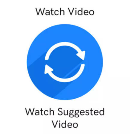 youtube algorithm suggested videos