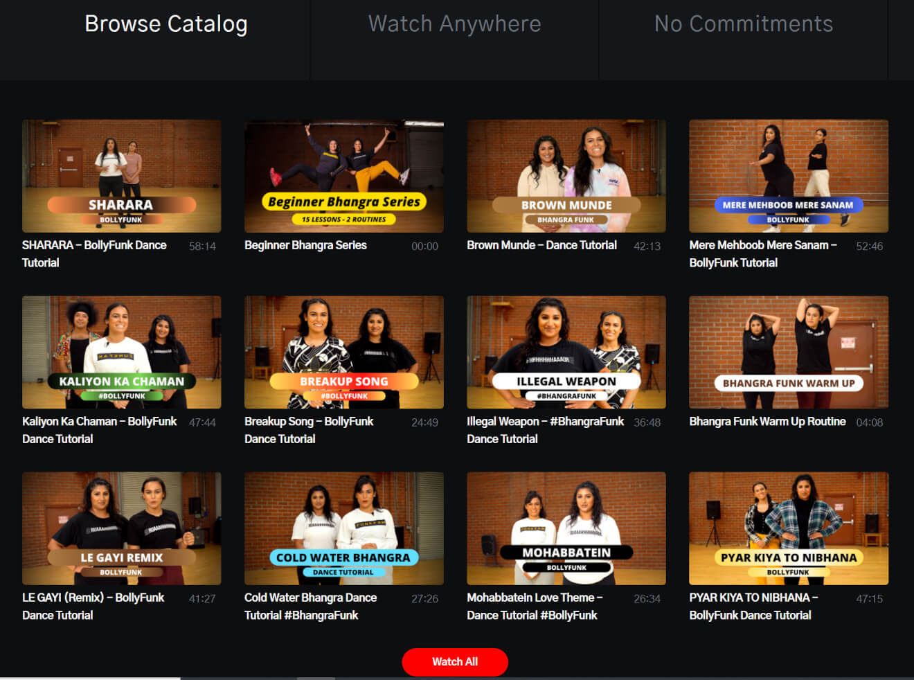 bfunk video streaming platform