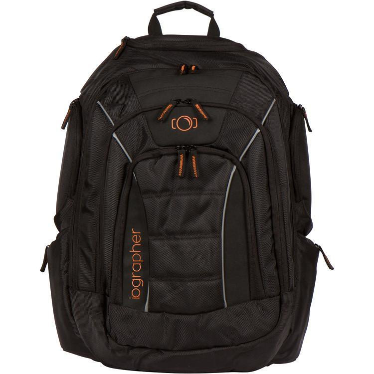 iographer backpack for content creators