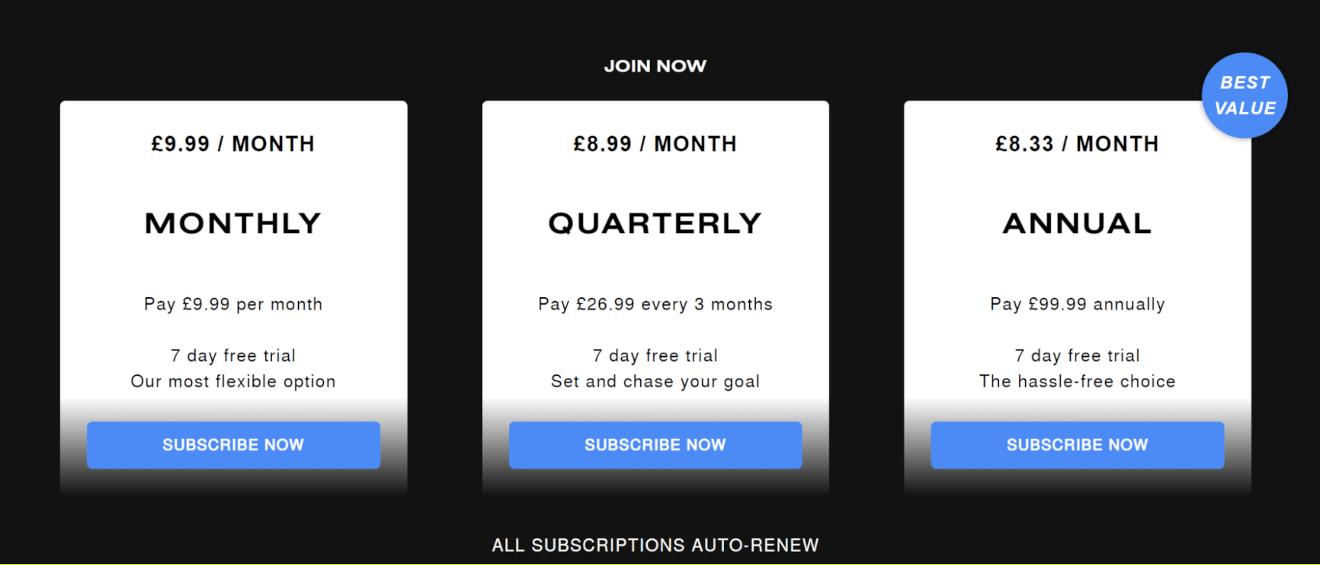 multiple subscription plan fly ldn online