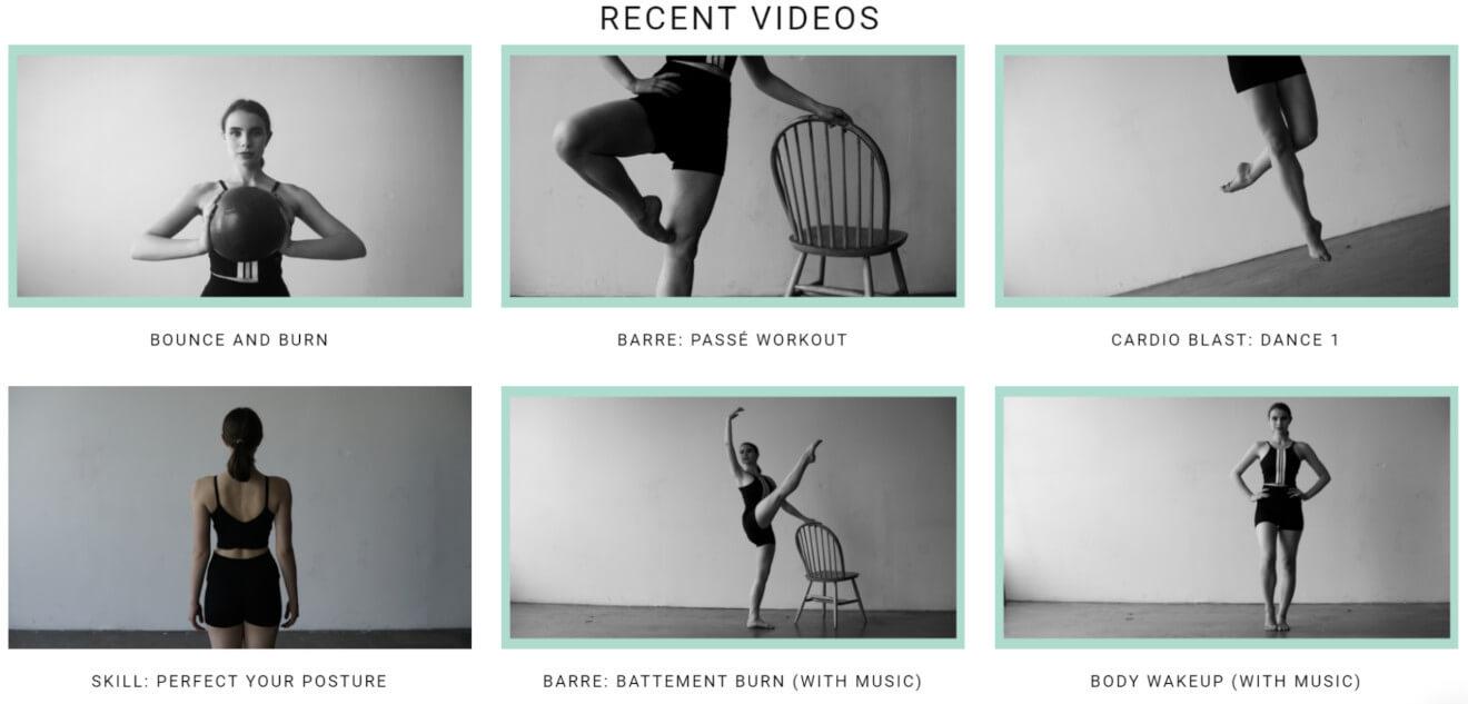 naturally sassy video catalogs