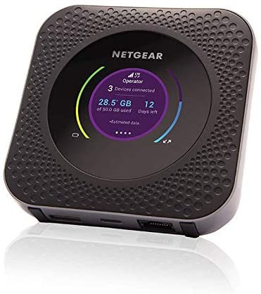 netgear nighthawk 4g wifi router