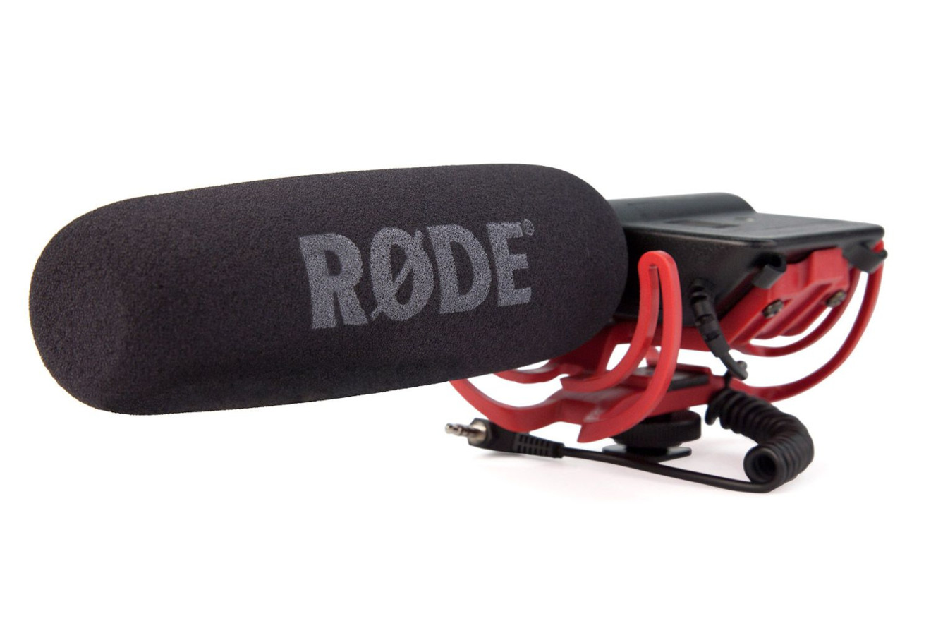 rode videomic go external microphone for live streamers