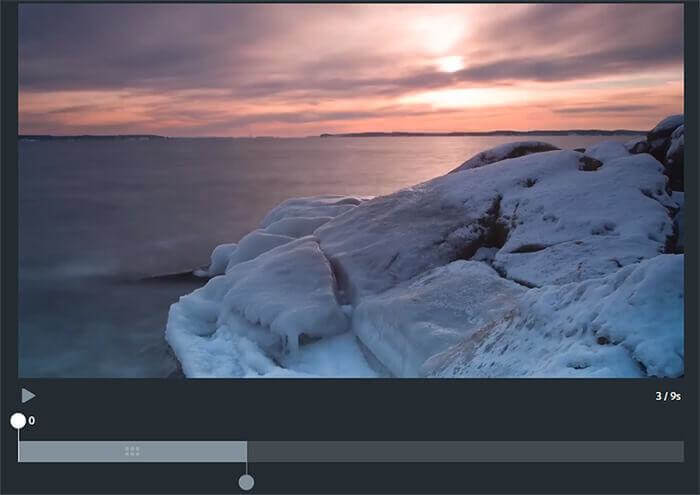 adobe sparks video importer