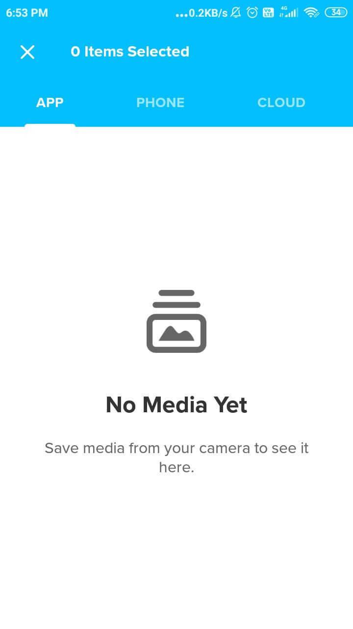 gopro quik media select