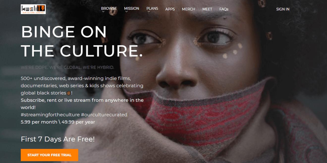kwelitv black stories streaming