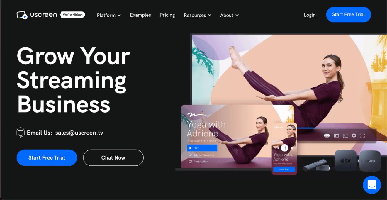 uscreen video monetization platform